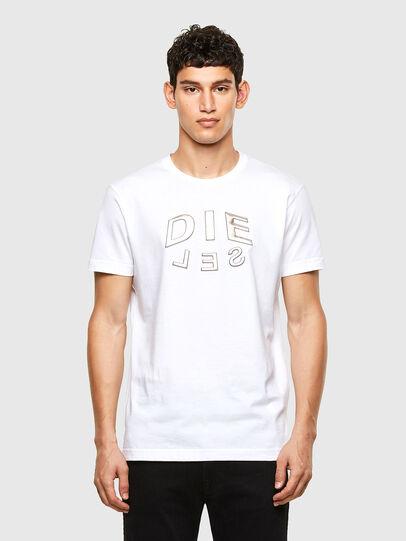 Diesel - T-DIEGOS-A1, Weiß - T-Shirts - Image 1