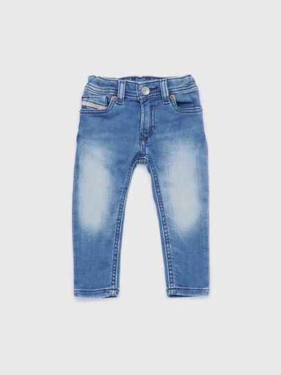 Diesel - SLEENKER-B JOGGJEANS-N, Hellblau - Jeans - Image 1