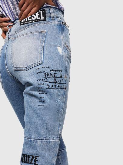 Diesel - D-Earlie 069GV, Hellblau - Jeans - Image 4