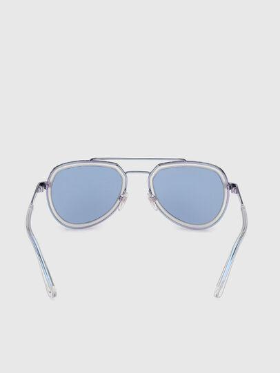 Diesel - DL0266, Blau - Sonnenbrille - Image 4