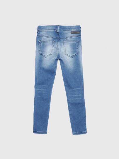 Diesel - D-SLANDY-HIGH-J JOGGJEANS, Hellblau - Jeans - Image 2