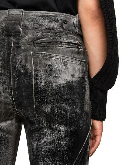 Diesel - TYPE-1007-NE, Schwarz/Dunkelgrau - Jeans - Image 4