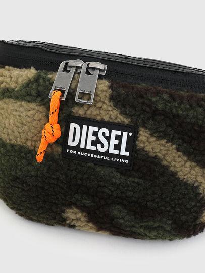 Diesel - FAIRFOX, Camouflagegrün - Gürteltaschen - Image 5