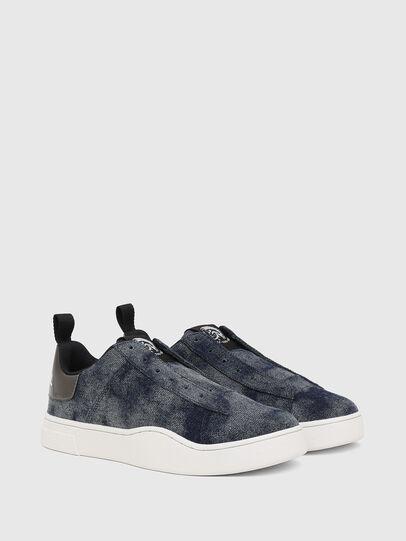 Diesel - S-CLEVER SO W, Blau - Sneakers - Image 2