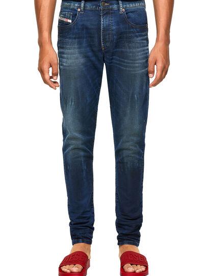 Diesel - D-Strukt JoggJeans® 069WR, Dunkelblau - Jeans - Image 1