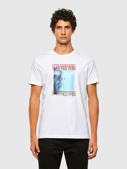 Diesel - T-DIEGOS-X47, Weiß - T-Shirts - Image 5