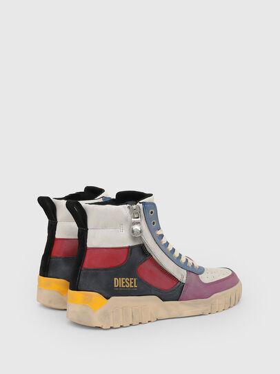 Diesel - S-RUA MID SK, Bunt - Sneakers - Image 3
