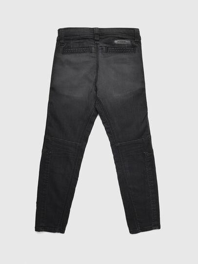 Diesel - D-EARBY JOGGJEANS-J, Schwarz - Jeans - Image 2