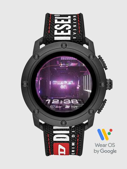 Diesel - DT2022, Schwarz - Smartwatches - Image 1