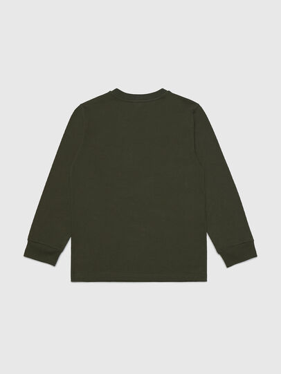 Diesel - TUSTY ML, Armeegrün - T-Shirts und Tops - Image 2