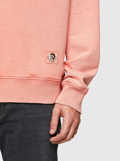 Diesel - S-GIRK-MOHI-B1, Rosa - Sweatshirts - Image 4