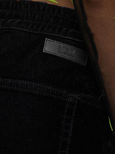 Diesel - Krailey JoggJeans® 069TB, Schwarz/Dunkelgrau - Jeans - Image 4