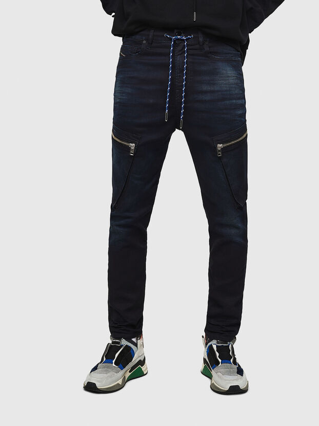 D-Vider JoggJeans 069IC, Dunkelblau - Jeans