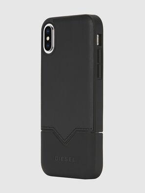 CREDIT CARD IPHONE X CASE, Schwarz - Schutzhüllen