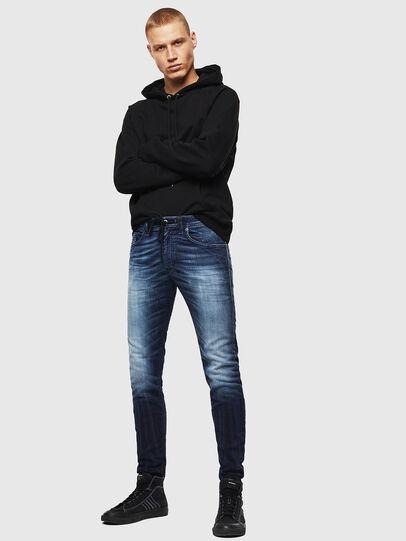 Diesel - Thommer JoggJeans 069IE, Dunkelblau - Jeans - Image 6