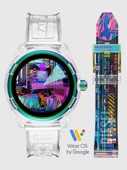 Diesel - DT2023, Weiß - Smartwatches - Image 5