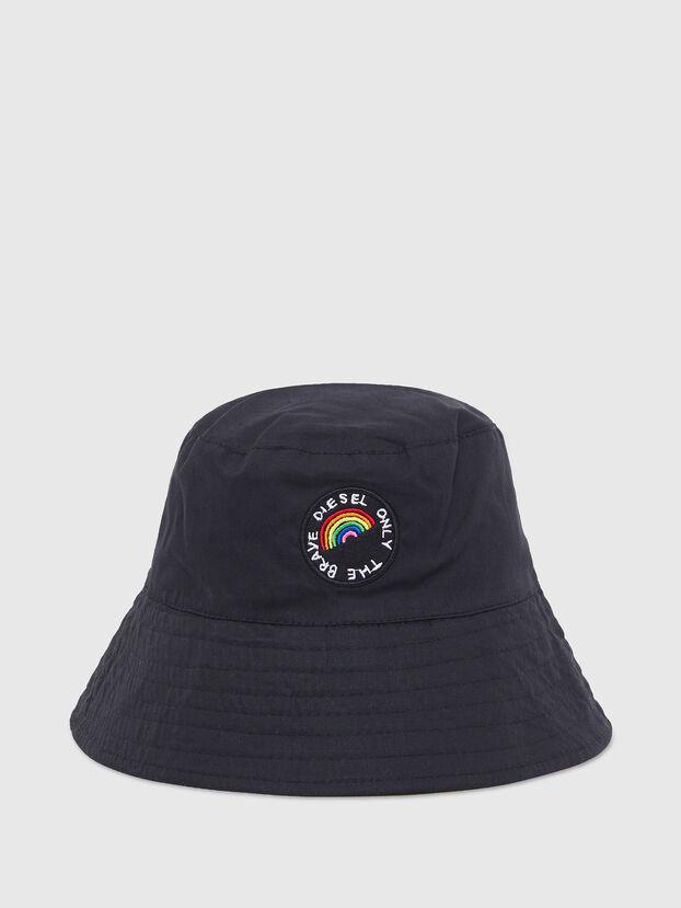 FISHERCAP-P, Schwarz - Hüte
