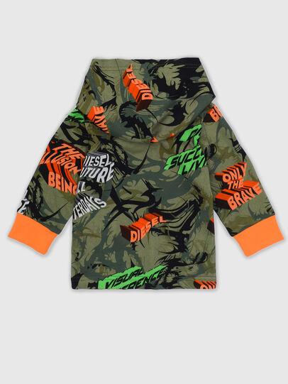 Diesel - TIRONDAB, Armeegrün - T-Shirts und Tops - Image 2