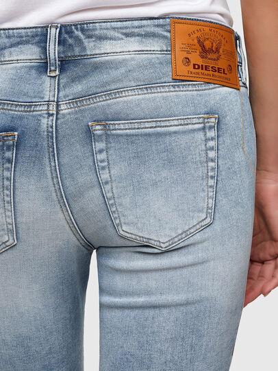 Diesel - D-Ollies JoggJeans® 069UX, Hellblau - Jeans - Image 4
