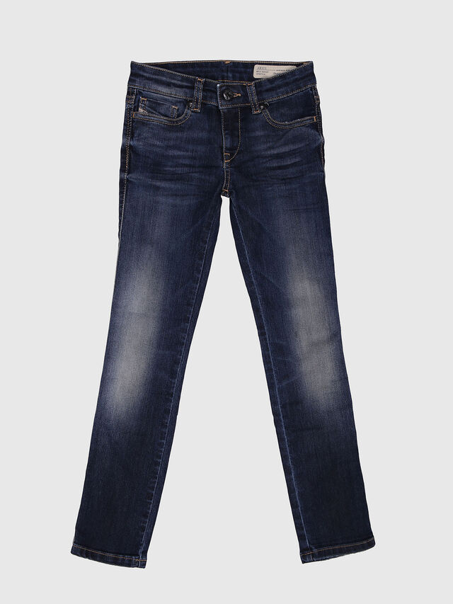 KIDS SKINZEE-LOW-J-N, Dunkelblau - Jeans - Image 1