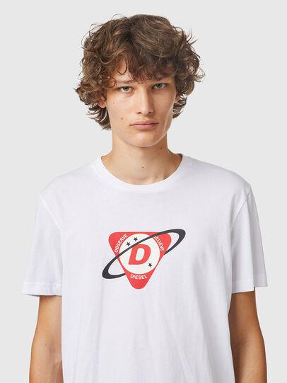 Diesel - T-DIEGOS-K24, Weiß - T-Shirts - Image 3
