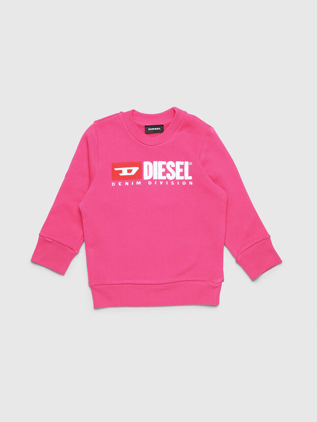 SCREWDIVISIONB-R, Fuchsie - Sweatshirts