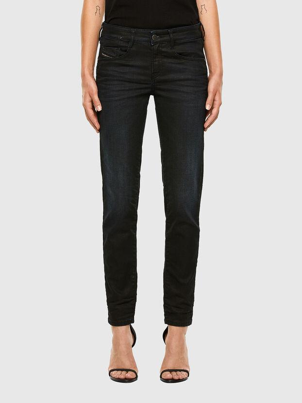 D-Ollies JoggJeans 069NY, Dunkelblau - Jeans