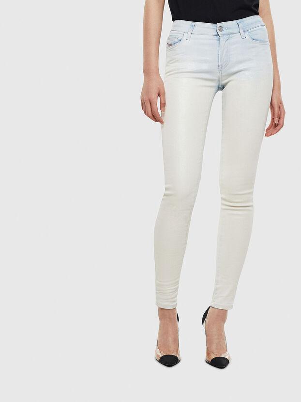 Slandy 009AV, Hellblau - Jeans
