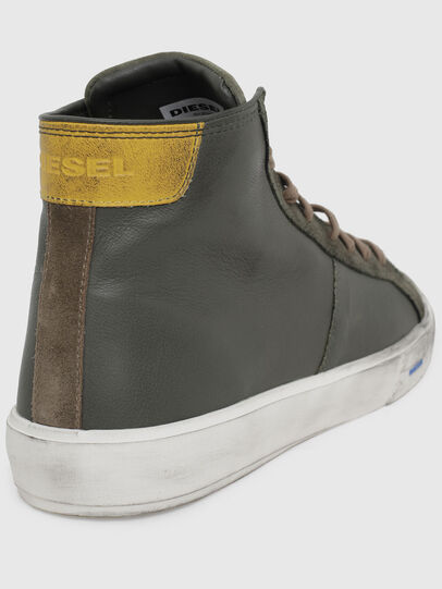 Diesel - S-MYDORI MC, Armeegrün - Sneakers - Image 5