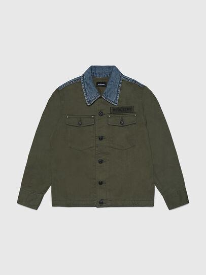 Diesel - COWALT, Armeegrün - Hemden - Image 1