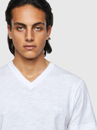 Diesel - T-NORRIE, Weiß - T-Shirts - Image 3