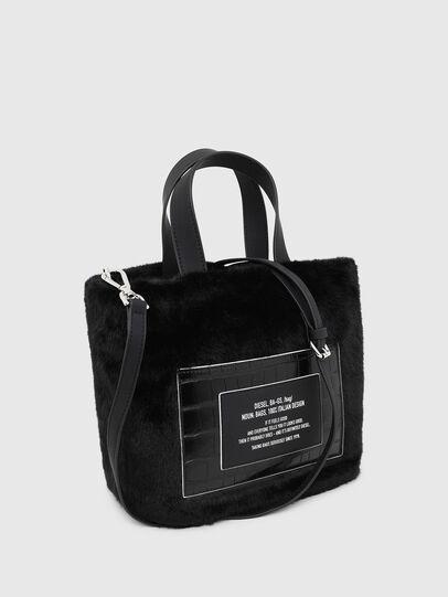 Diesel - PUMPKIE, Schwarz - Satchel Bags und Handtaschen - Image 4