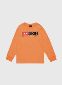 TJUSTDIVISION ML, Orange