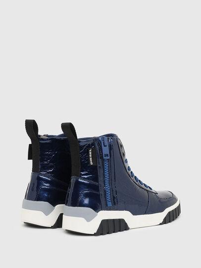 Diesel - S-RUA MC W, Blau - Sneakers - Image 3