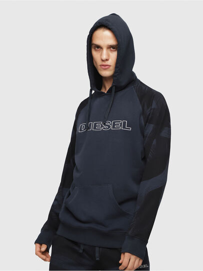 Diesel - UMLT-BRIAN,  - Sweatshirts - Image 1
