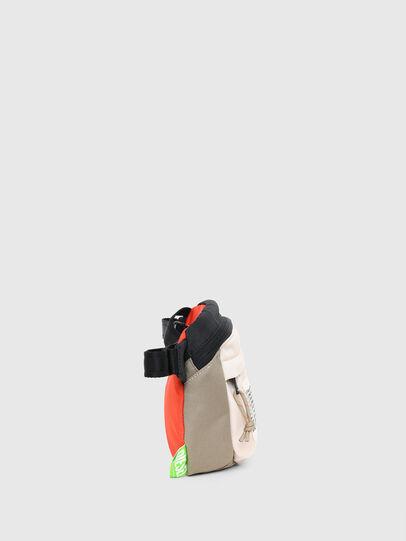 Diesel - LOKI, Weiss/Orange - Schultertaschen - Image 3