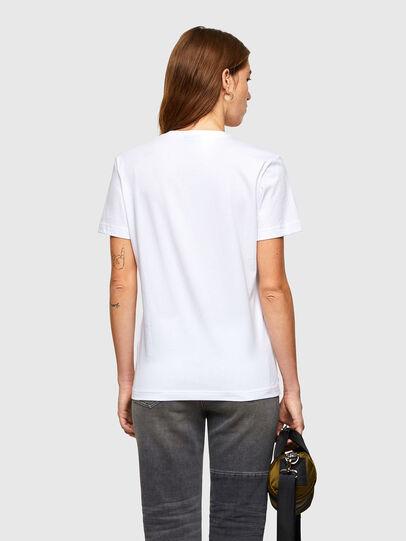 Diesel - T-DIEGOS-A11, Weiß - T-Shirts - Image 2