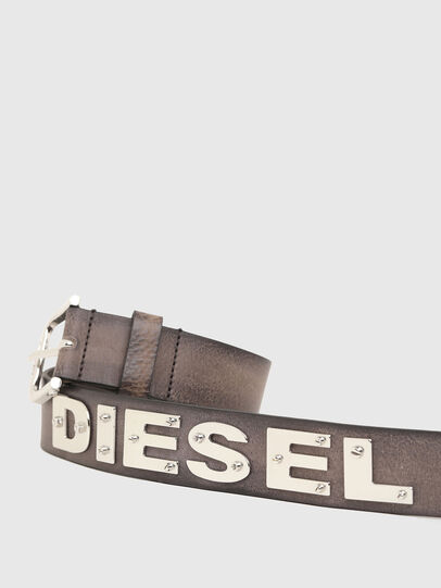 Diesel - B-DIZEL, Braun - Gürtel - Image 4