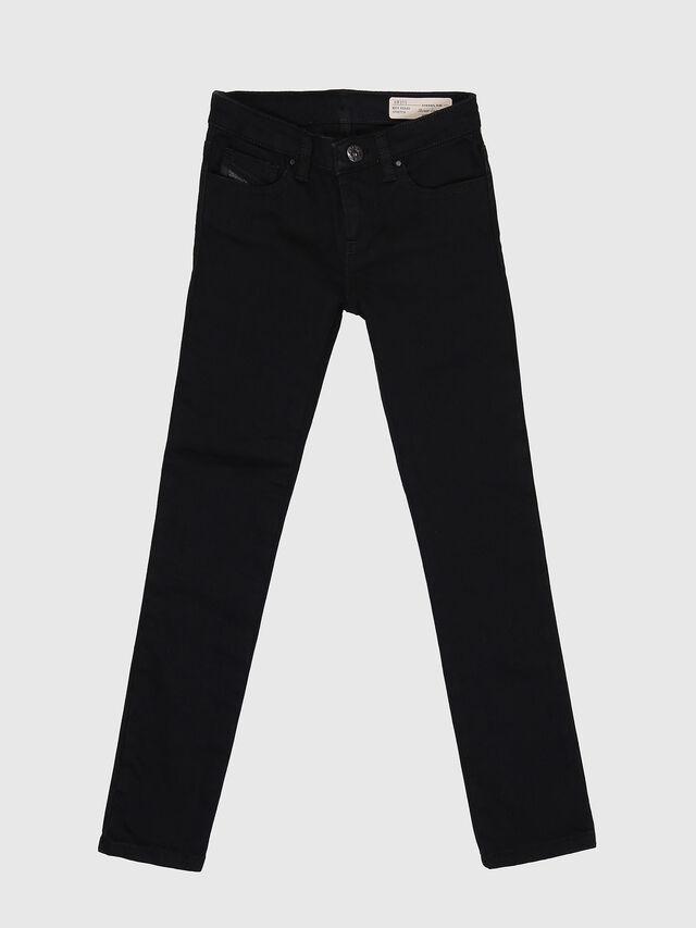 Diesel - SKINZEE-LOW-J-N, Schwarz - Jeans - Image 1