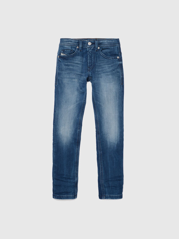 THOMMER-J JOGGJEANS, Mittelblau - Jeans
