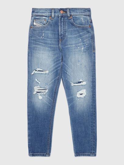Diesel - D-VIDER-J, Hellblau - Jeans - Image 1