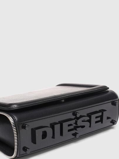 Diesel - YBYS M CH, Schwarz - Schultertaschen - Image 5