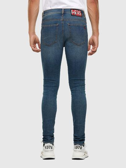 Diesel - D-Istort 009HC, Mittelblau - Jeans - Image 2