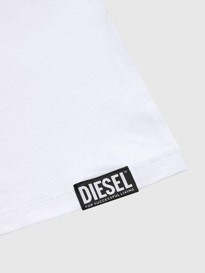 Diesel - UMTEE-MICHAEL, Weiß - Oberteile - Image 3