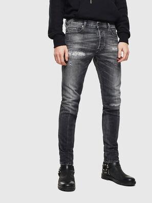 Tepphar 0095J, Schwarz/Dunkelgrau - Jeans
