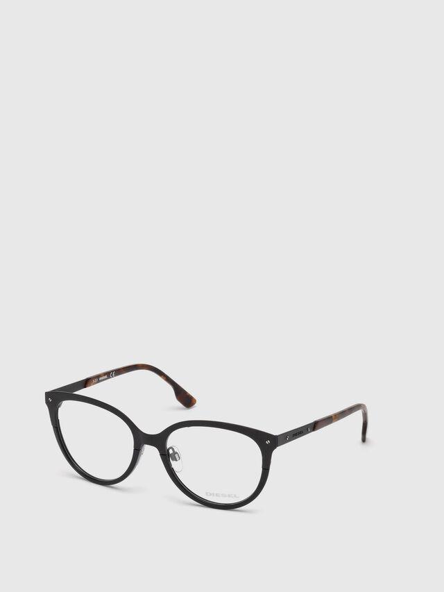 Diesel - DL5217, Schwarz - Korrekturbrille - Image 4