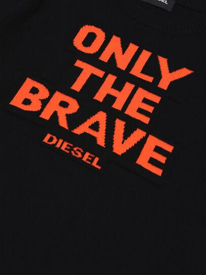 Diesel - KONLY, Schwarz - Strickwaren - Image 3