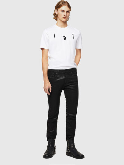 Diesel - TY-X2, Weiß - T-Shirts - Image 5