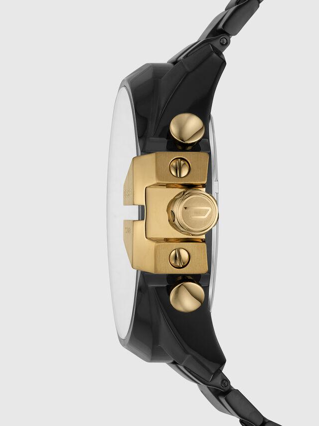 Diesel - DZ4485, Schwarz/Gold - Uhren - Image 2