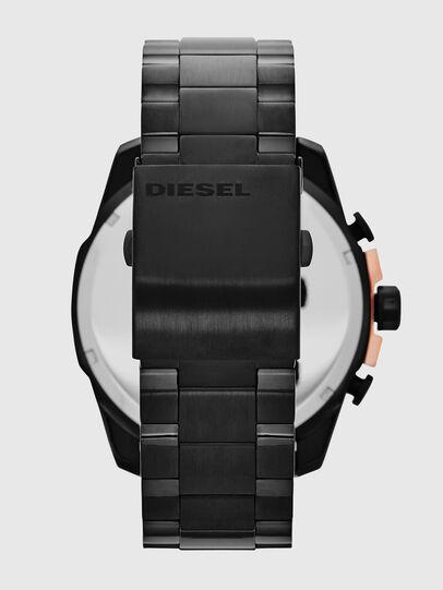 Diesel - DZ4309, Schwarz - Uhren - Image 3